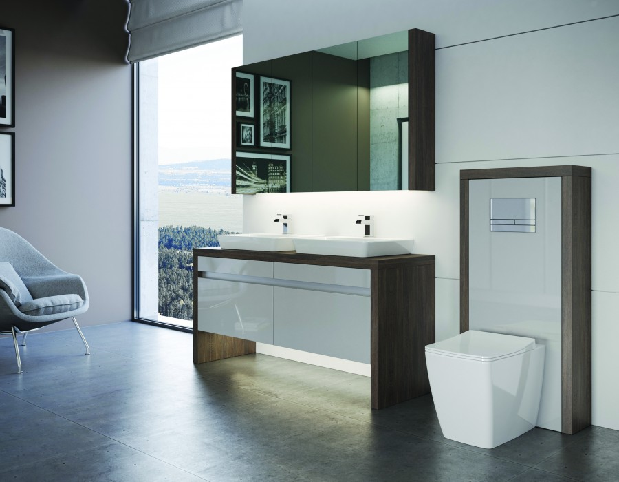 50mm Washstand Range