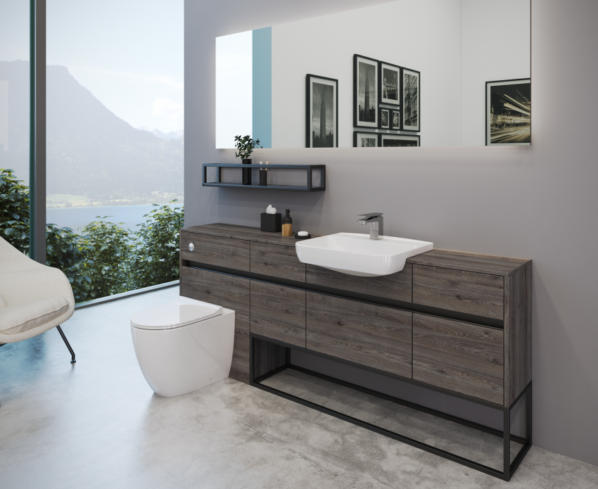 design flair attention to detail and a passion for quality creates exceptional bathrooms and kitchens - Inspirational Bathrooms